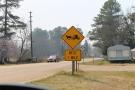 Amish sign 003